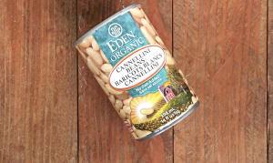 Organic Cannellini (White Kidney) Beans - 398 mL- Code#: BU0148