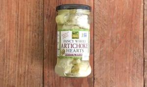 Whole Artichoke Hearts- Code#: BU0166