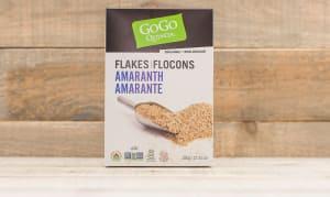 Organic Amaranth Instant Flakes- Code#: BU036