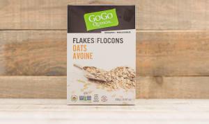 Organic Oats Instant Flakes- Code#: BU039