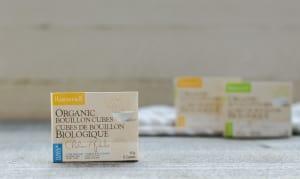 Organic Low Sodium Chicken Bouillon Cubes- Code#: BU263