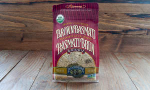 Organic Rice Brown Basmati- Code#: BU3310