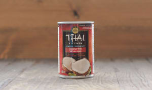 Organic Coconut Milk- Code#: BU3461