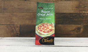 Pizza Crust Mix- Code#: BU376