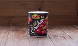Organic Tomatoes, Crushed w/ Basil- Code#: BU402