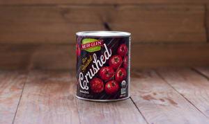 Organic Fire Roasted Crushed Tomatoes- Code#: BU416