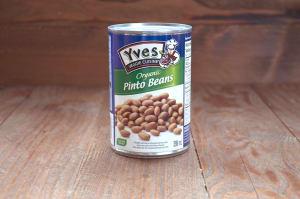 Organic Pinto Beans- Code#: BU462