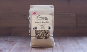 Organic Western Canadian Soup Mix- Code#: BU579
