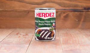 Refried Black Beans- Code#: BU895