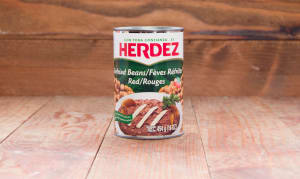 Refried Red Beans- Code#: BU896