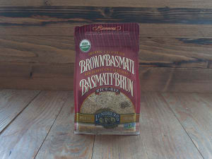 Organic Brown Basmati Rice- Code#: BU903