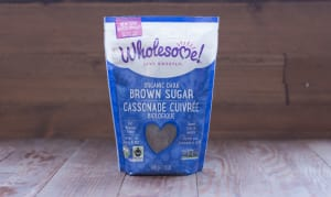 Organic Dark Brown Sugar- Code#: BU907