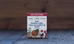 Organic Beef Bouillon Cubes- Code#: BU943