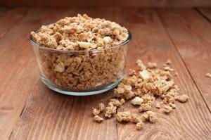 Organic Love Crunch Granola, Aloha Blend- Code#: CE029