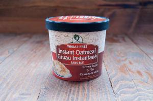 Brown Sugar & Flax Oatmeal Cup- Code#: CE1210