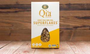 Organic Qi'a Honey Chia Superflakes- Code#: CE1277