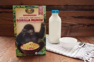 Organic Envirokidz Gorilla Munch- Code#: CE156