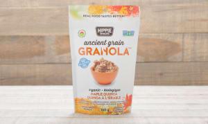 Organic Ancient Grain Maple Quinoa Granola- Code#: CE241