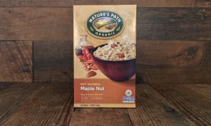 Organic Maple Nut Oatmeal- Code#: CE3214
