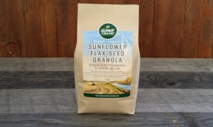 Organic Sunflower Flax Seed Granola- Code#: CE3241
