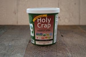 Organic Holy Crap Single Serve Cup- Code#: CE426