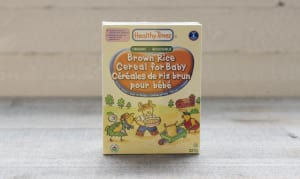 Organic Brown Rice Baby Cereal- Code#: CE500