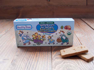 Organic Vanilla Biscuits For Teethers- Code#: CE545