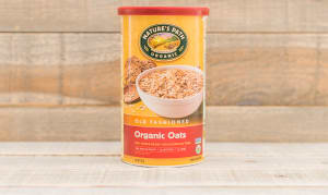 Organic Old Fashioned Oats- Code#: CE650