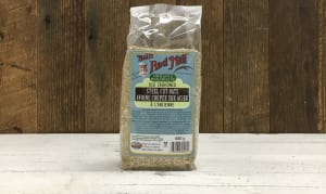 Organic Steel Cut Oats- Code#: CE7202