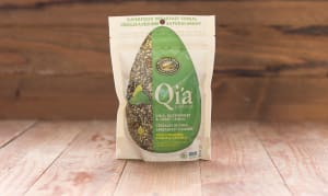 Organic Qi'a Superfood - Apple Cinnamon - Chia, Buckwheat & Hemp Cereal- Code#: CE901