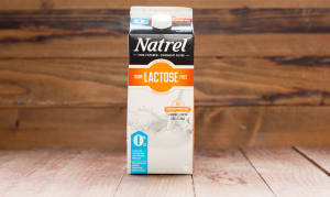 Lactose Free Skim Milk- Code#: DA0121