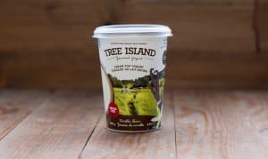 Vanilla Bean Cream Top Non-Homogenized, Grass Fed Yogurt - 3.5% MF- Code#: DA0372