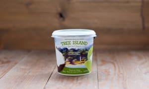Coconut Lime Non-Homogenized, Grass Fed Greek Yogurt - 6.5% MF- Code#: DA0379