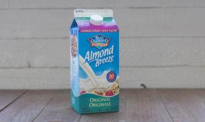 Almond Breeze Fresh, Unsweetened Original- Code#: DA1636
