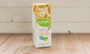 Organic Vanilla Enriched Soy Beverage- Code#: DA207