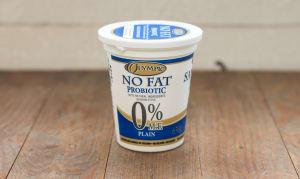 Plain Yogurt - 0% MF- Code#: DA221
