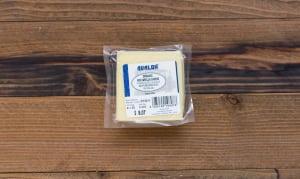 Organic Mozzarella Cheese- Code#: DA414