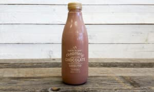 Organic Grass-Fed Dark Chocolate Milk- Code#: DA556