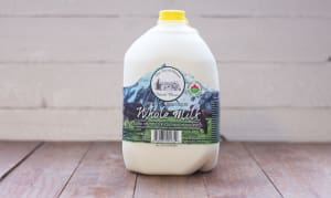 Organic Grass Fed Milk - 4%- Code#: DA752