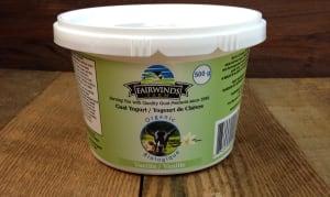 Organic Goat Yogurt, Vanilla- Code#: DA8031