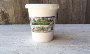 Organic Plain Yoghurt- Code#: DA8120