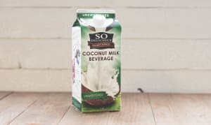 Coconut Beverage Unsweetened- Code#: DA911