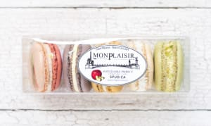 Box of 5 French Macarons (Frozen)- Code#: DE0002