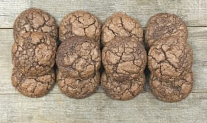 Triple Choco Brownie Cookie- Code#: DE0137
