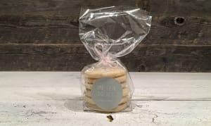 Vanilla Bean Shortbread- Code#: DE0161