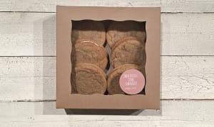 Snickerdoodle Sandwiches- Code#: DE0166