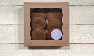 Gingersnap Sandwiche Cookies- Code#: DE0167