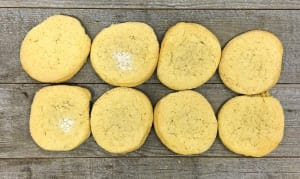 Pumpkin & Spice Sugar Cookie- Code#: DE0228