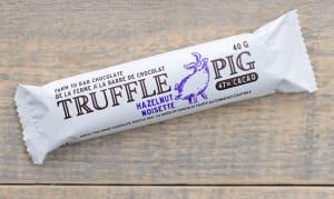 Truffle Pig Hazelnut Chocolate Bar- Code#: DE1205