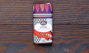 Sea Salt Milk Chocolate Truffle Bar- Code#: DE1450